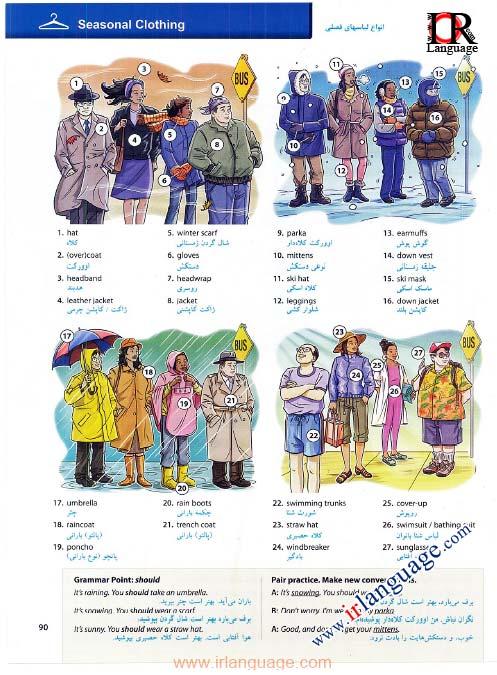مرجع آموزش زبان ایرانیان - دانلود دیکشنری تصویری زبان انگلیسی ...دانلود رایگان نرم افزار و دیکشنری تصویری Oxford Picture Dictionary به فارسی