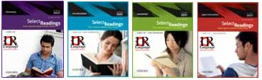 DVD eBook Select Readings 2nd Edition 4 Levels The Complete Series